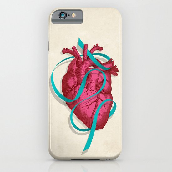 By heart iPhone & iPod Case