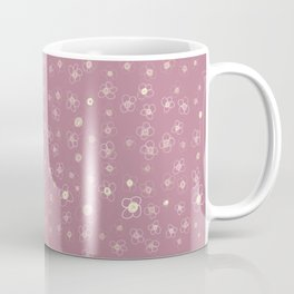 Sunset in Odense XI Hand drawn doodle floral Coffee Mug
