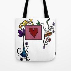 Love Grows, Baby Tote Bag