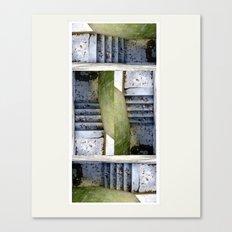 closed#05 Canvas Print