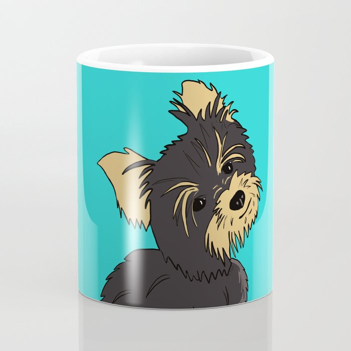 A Bossy Yorkie Coffee Mug