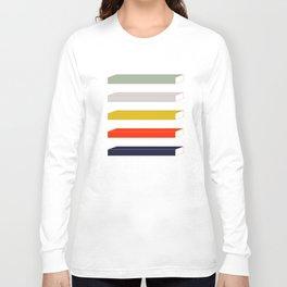 Rec Stripes Long Sleeve T-shirt
