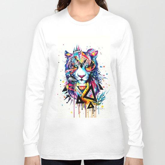 -Tiger - Long Sleeve T-shirt