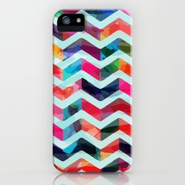 ZAG OF WAVES iPhone Case