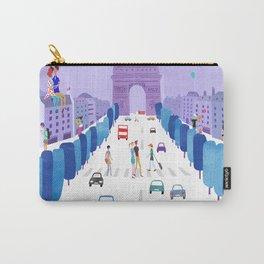 Champs-Élysées Carry-All Pouch