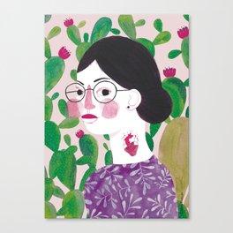 Emma Canvas Print