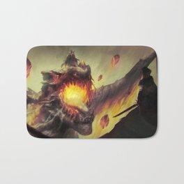 Dragon Slayer Bath Mat