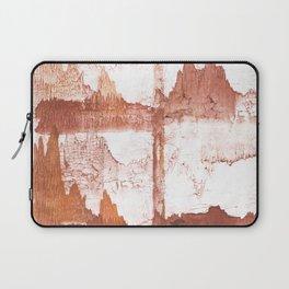 Sienna nebulous wash drawing Laptop Sleeve
