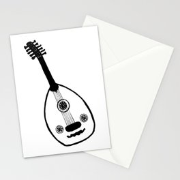 Oud Mood Stationery Cards