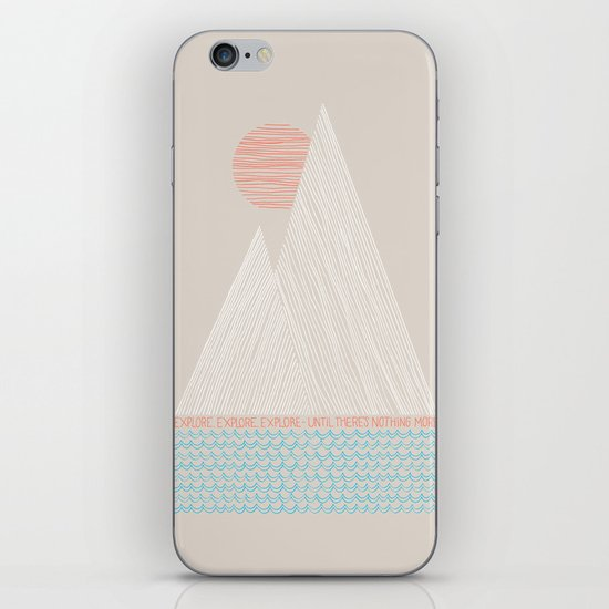 Nothing More iPhone & iPod Skin