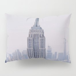 Empire State Building – New York City Pillow Sham