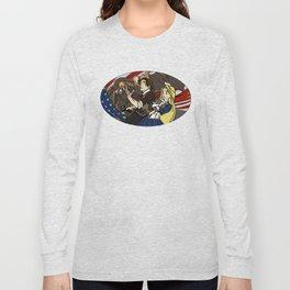 Tangled Infinate Long Sleeve T-shirt