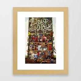 Bug House Framed Art Print