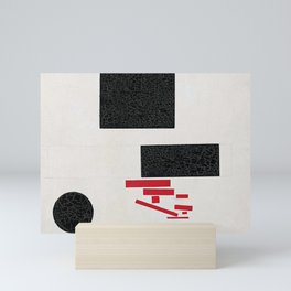 Kazimir Malevich - Suprematist Composition Mini Art Print