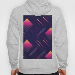 Future Portals Synthwave Aesthetic Hoody