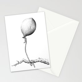 hope floats Stationery Cards