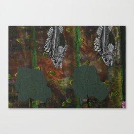La Petite Mort, No. 1 Canvas Print