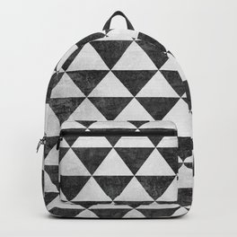 Triangle - Yellow III Backpack