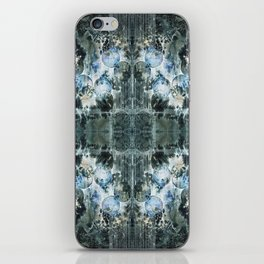 Dissolved Symphony At Night iPhone Skin