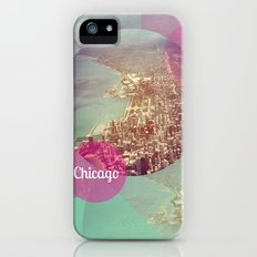 Chicago 2 Slim Case iPhone (5, 5s)