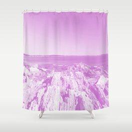Vanishing Shower Curtain