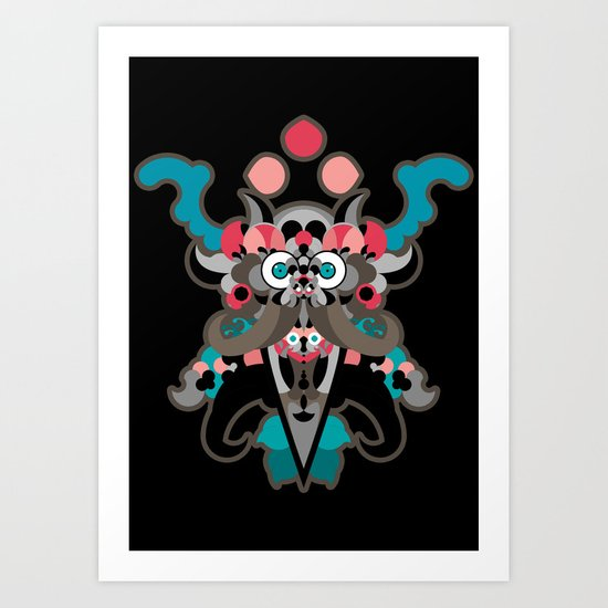 Dream Eater Art Print