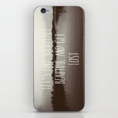 Someplace iPhone & iPod Skin