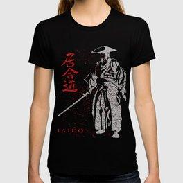 iaido samuai T-shirt