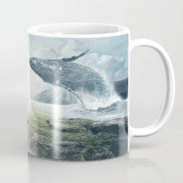 A Boy and His Whale Coffee Mug