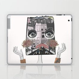 Women of city White Laptop & iPad Skin