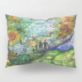 Neuronal Mind Pillow Sham