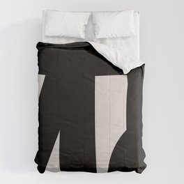 Abstract Form 6D Comforters