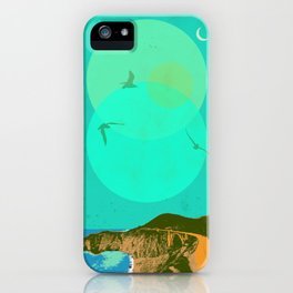 CALIFORNIA COAST II iPhone Case