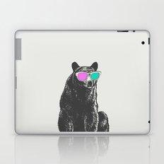 3D is Un-bear-able  Laptop & iPad Skin