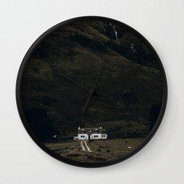 Glen Coe II Wall Clock