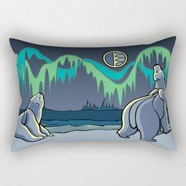 Arctic Art Gifts Rectangular Pillow