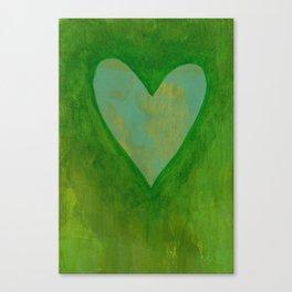 Heart No. 23 Canvas Print