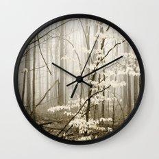 Apparition Wall Clock
