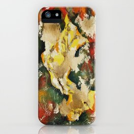 Cave Dweller Two iPhone Case