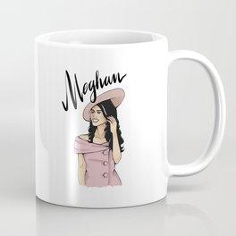 Meghan Fashion Coffee Mug