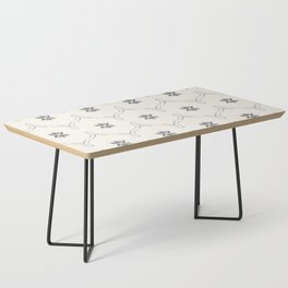 WILDFLOWER JASMIN GREY Coffee Table