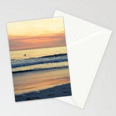 Orange Skies Stationery Cards