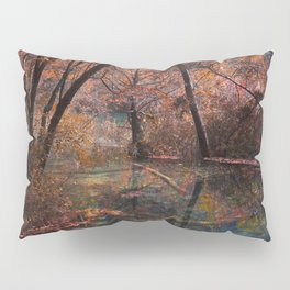 Autumn reflections Pillow Sham