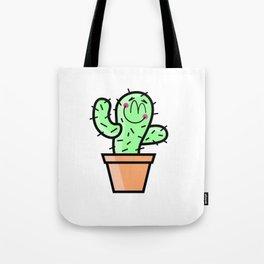 Cutest Cactus Tote Bag