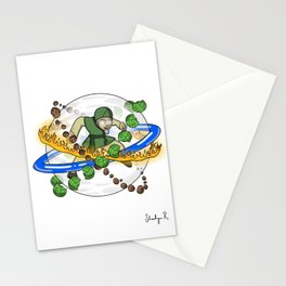 The Cabbatar Stationery Cards