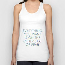 Everything You Want Unisex Tank Top