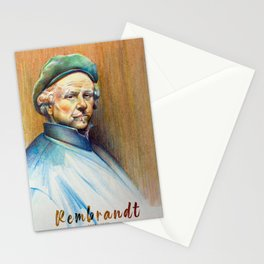 Rembrandt Stationery Cards