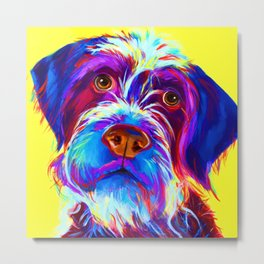Cute Doggie Metal Print
