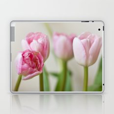 Soft tulips Laptop & iPad Skin