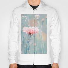 Pink pastel cornflower Hoody